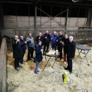 Project melkveebedrijf te Viersel