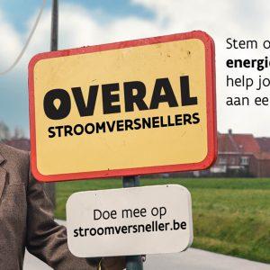 'Overal Stroomversnellers': stem nu!