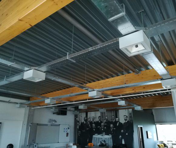 LED-project bij Dox Interieurconcepten te Lier
