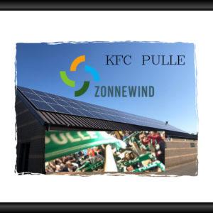 PV-installatie KFC Pulle