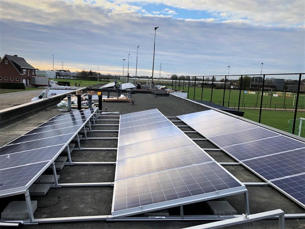 1000 zonnepanelen in november!