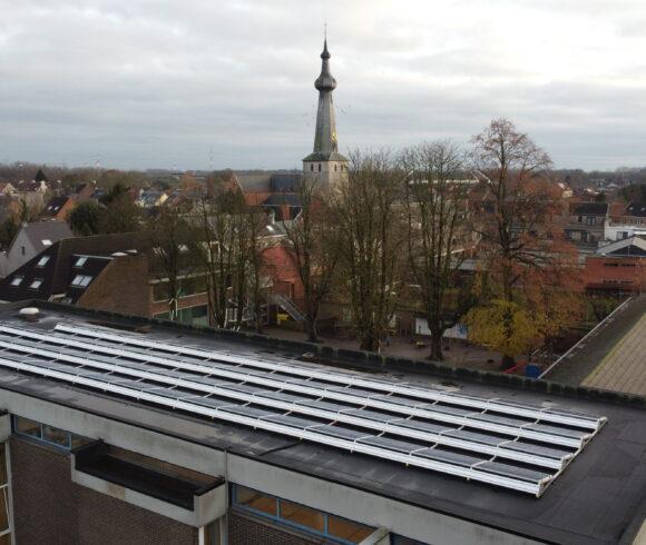 Bibliotheek Ranst en de gemeentelijke basisscholen van Broechem en Oelegem