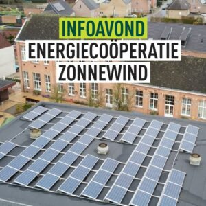 Online infoavond Energiecoöperaties en Energietransitie: 23 maart 2021 – 20 uur