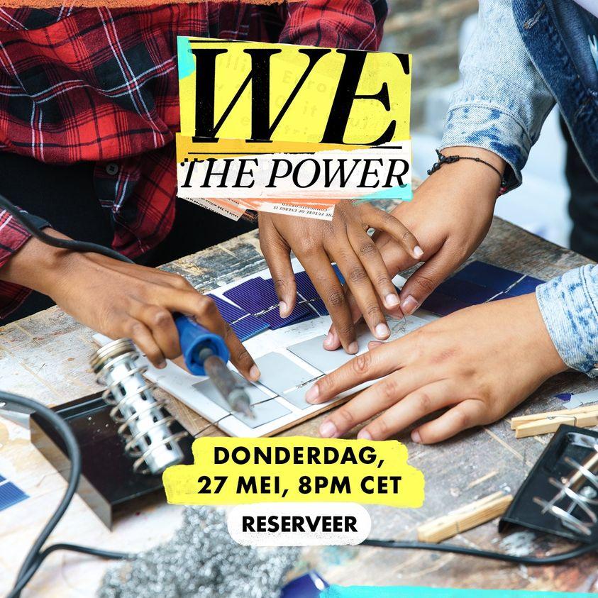 We the Power: Burgerenergie in Vlaanderen