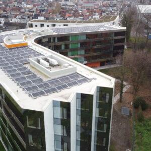 GZA Zorg en Wonen: 4 PV-projecten van formaat