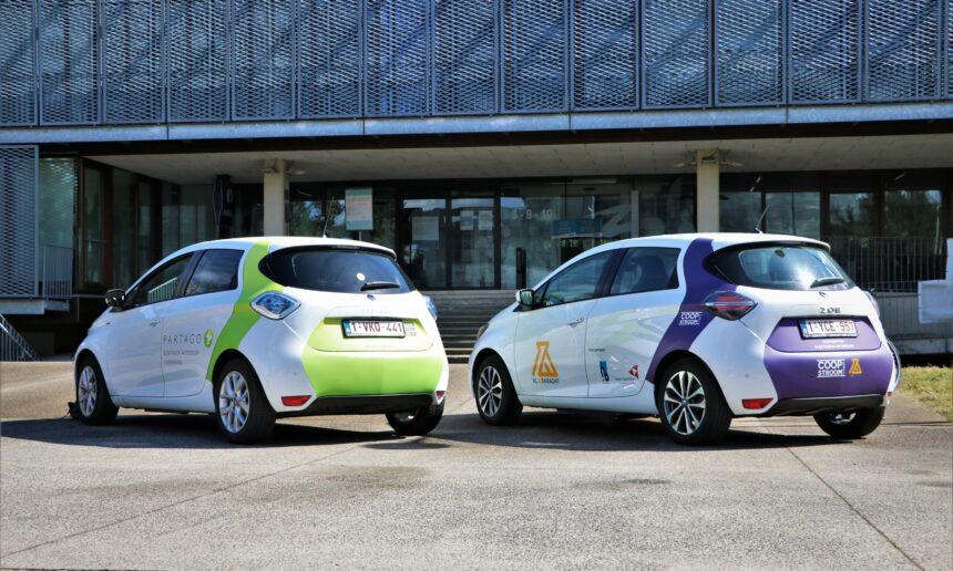 Geniet van elektrisch autodelen via jouw gratis CEDAN account